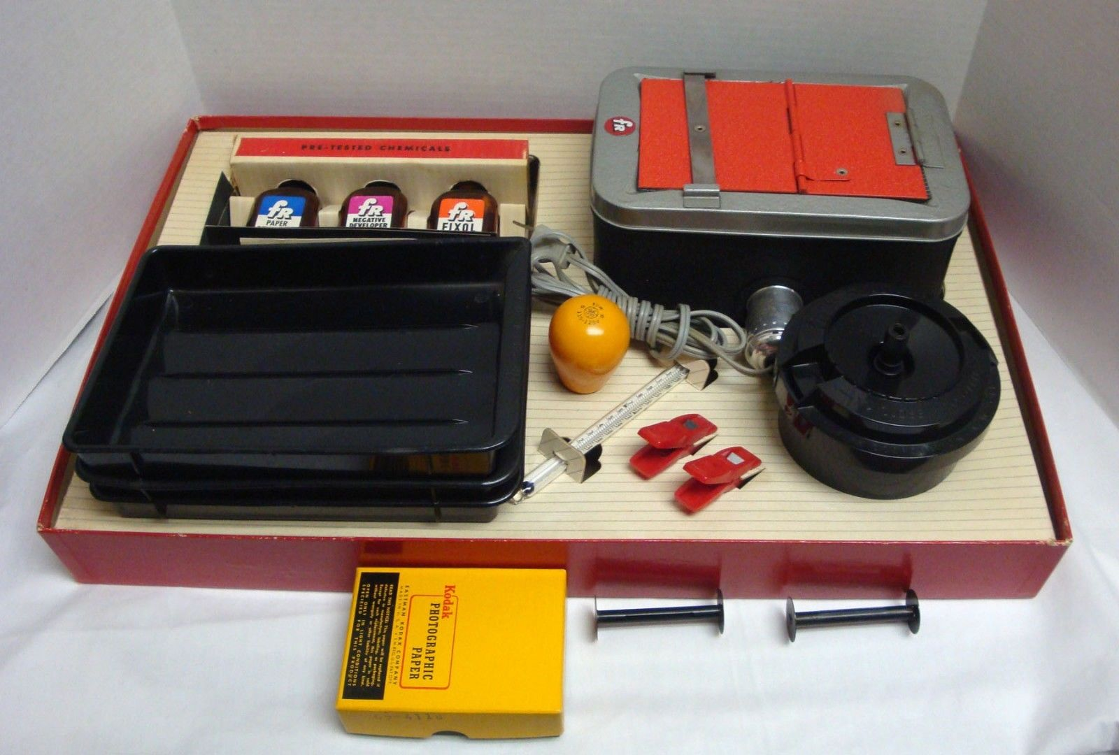 the FR darkroom kit