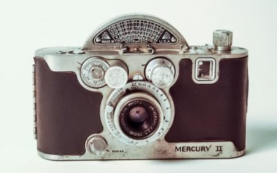 Becoming a Photographer: My First 35mm Camera