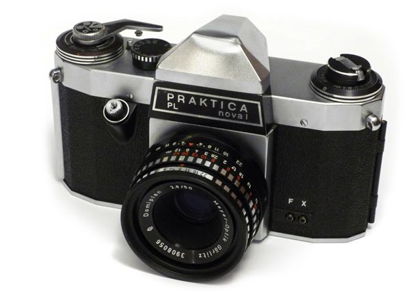 My Cameras: The Praktica Nova I