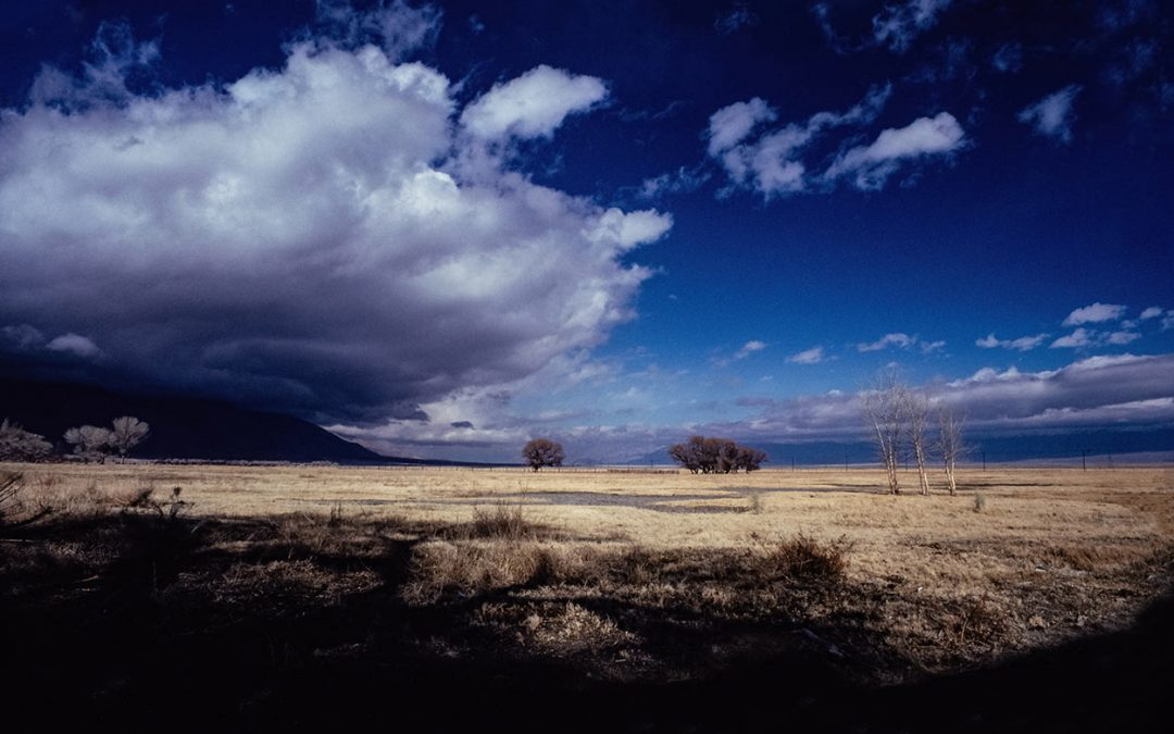 Clouds Owens Valley: The Story Behind The Photo