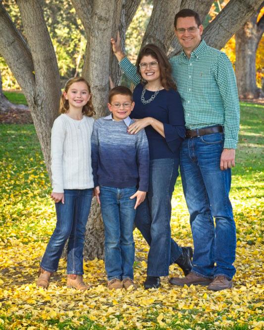 family portrait blain park