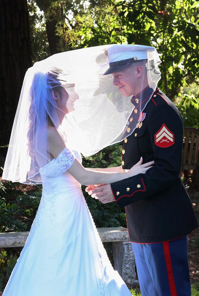 bride groom vail