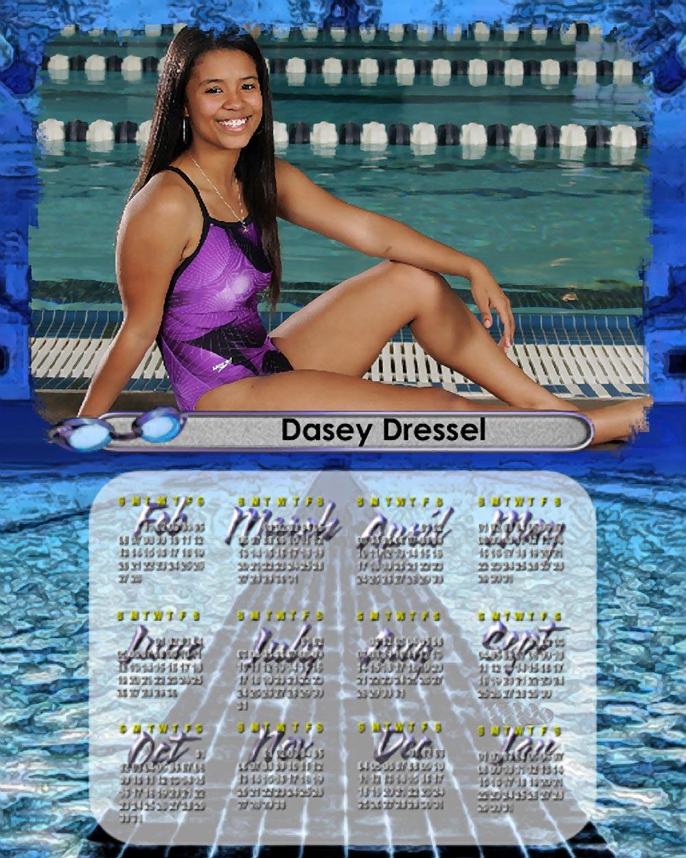 swim team calendar