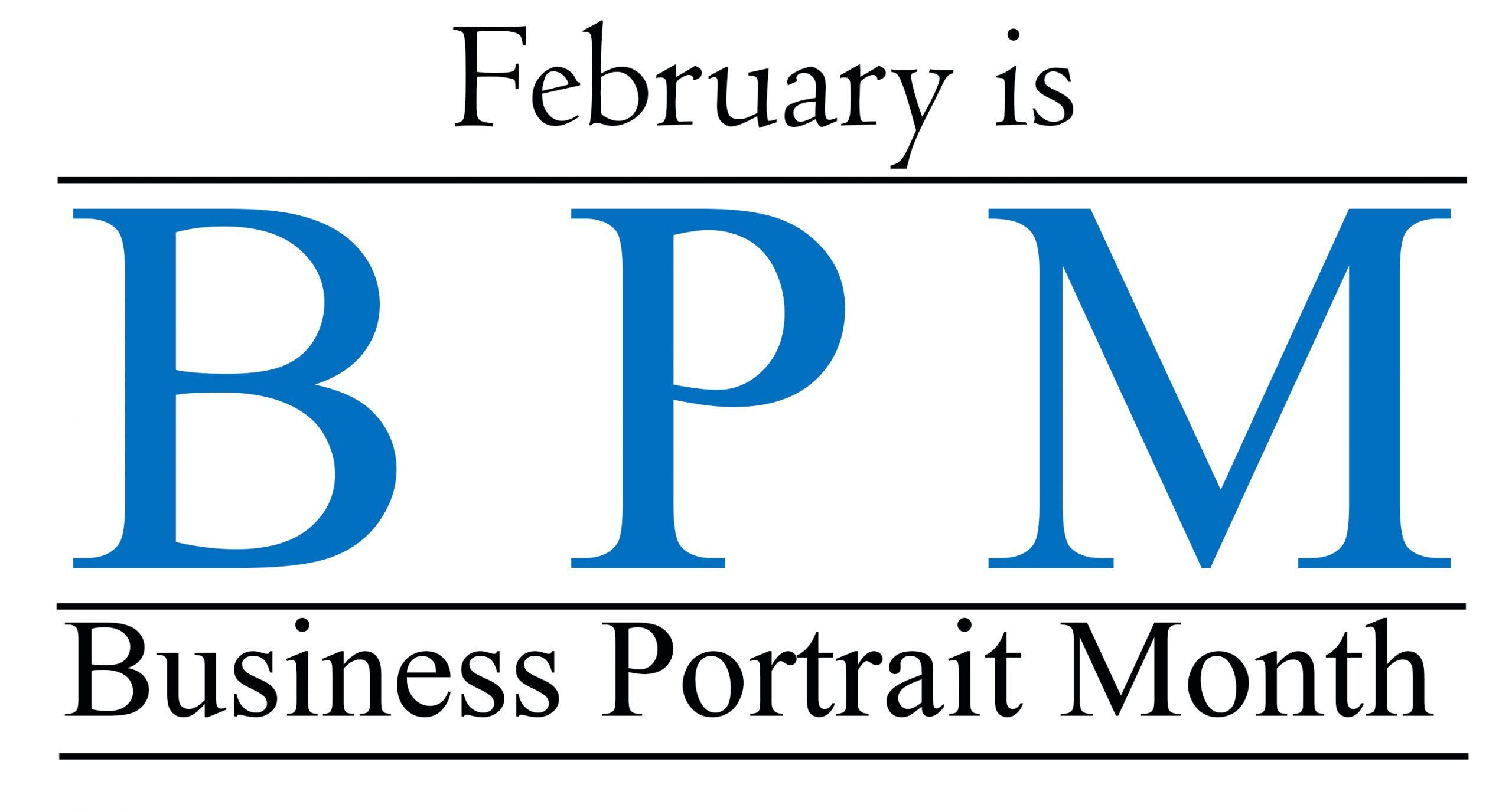 Business Portrait Month