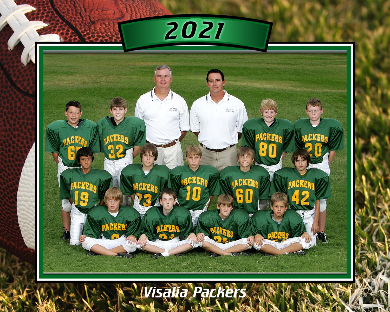 2021 football team photo